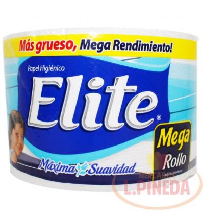 Papel Higiénico Elite Mega Rollo X 1