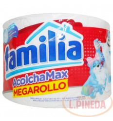 Papel Higiénico Familia Acolchado X 1 Mega Rollo