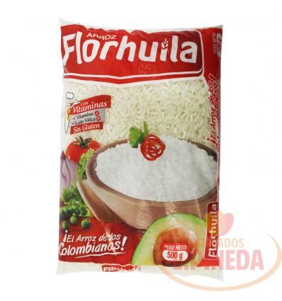 Arroz Florhuila X 500 G