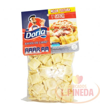 Ravioli De Carne X 250 G Doria