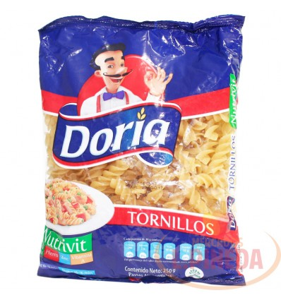Tornillos Nutrivit X 250 G Doria