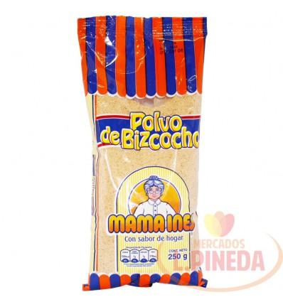 Polvo De Bizcocho Mama Ines X 250 G