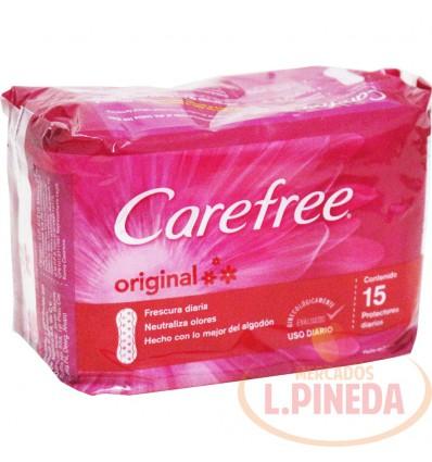 Protectores Carefree Original X 15