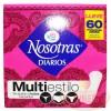 Protectores Nosotras Multiestilo X 60 Un