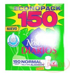 Protectores Nosotras Normal X 150