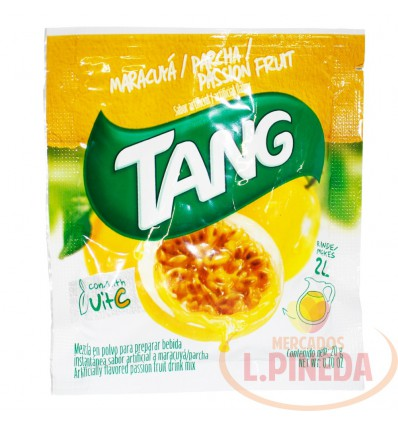 Refresco Tang X 2 Litros Maracuya X 30 G