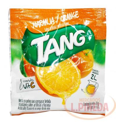 Refresco Tang X 2 Litros Naranja X 30 G