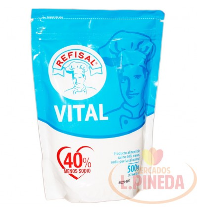 Sal Refisal X 500 G Dietetica