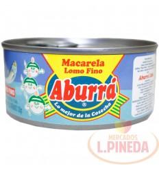 Atun Aburrá Macarela En Aceite Lomo Fimo X 170 G