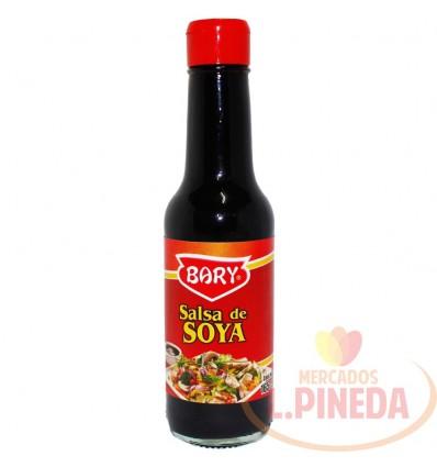 Salsa Bary Soya X 165cc