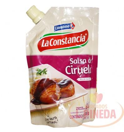 Salsa De Ciruela X 200 G La Constancia