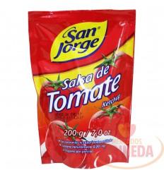 Salsa De Tomate X 200 G San Jorge