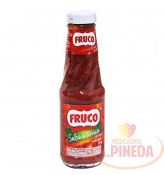 Salsa De Tomate X 250 G Fruco Frasco