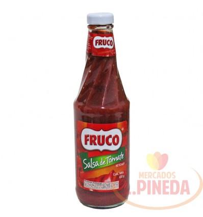 Salsa De Tomate X 650 G Fruco