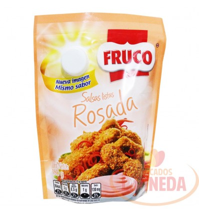 Salsa Rosada X 180 G Fruco