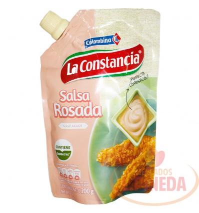 Salsa Rosada X 200 G La Constancia Golf