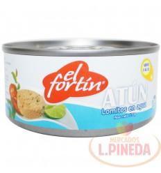 Atun El Fortin X 170 G Lomitos En Agua