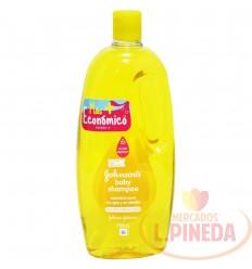 Shampoo Johnsons X 750 ML Suavidad Para Ojos Y Cabello