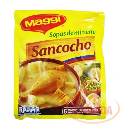Sopas Maggi X 90 G Sancocho