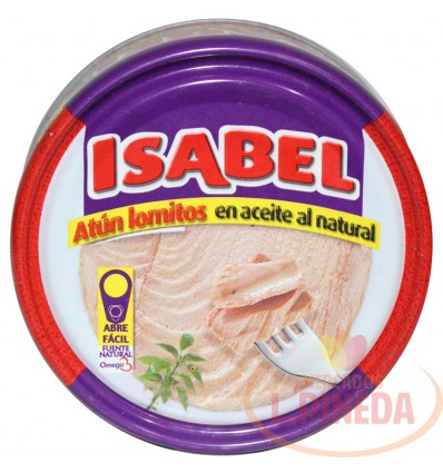 Atun Isabel X 160 G En Aceite