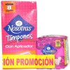 Tampones Nosotras Sup X 8 Con Aplicador + Multiestilo