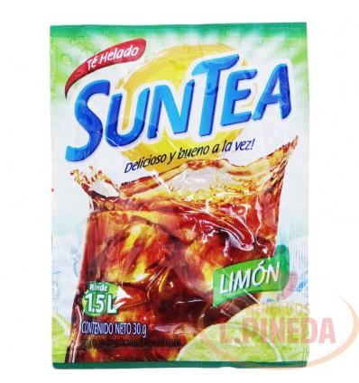 Te Helado Suntea X 30 G Limon X 1.5 L