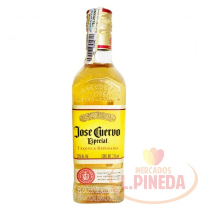 Tequila Jose Cuervo Reposado X 375 ML