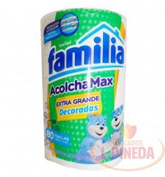 Toallas Cocina Familia 80hja Extra Grande Acolchamax