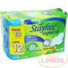 Toallas Stayfree Normal Alas Pague 10 Lleve 12