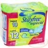 Toallas Stayfree U/Delg Con Ala Pague 10 Lleve 12