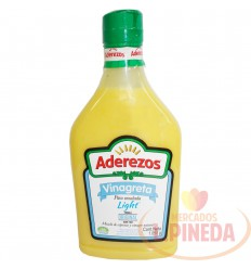 Vinagreta X 1100 G Aderezos Light