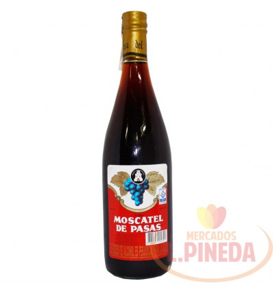 Vino Moscatel De Pasas X 750 ML 10%