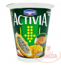 Yogurt Activia Danone X 140 G Pitaya Bebible