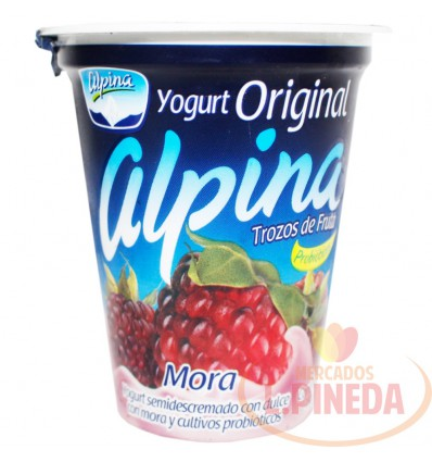 Yogurt Alpina Original X 150 G Mora