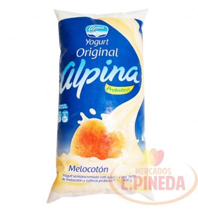 Yogurt Alpina Original X 900 G Melocoton