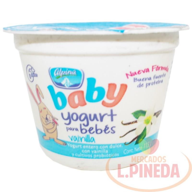 Best yogurt for infants