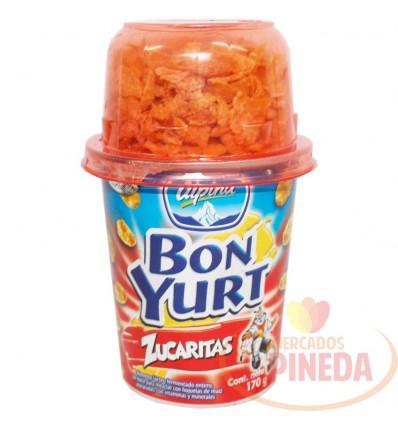 Yogurt Con Cereal Bon Yurt X 170 G Zucaritas