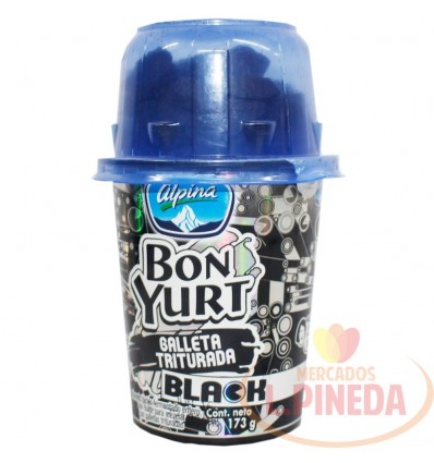 Yogurt Con Cereal Bon Yurt X 173 G Black