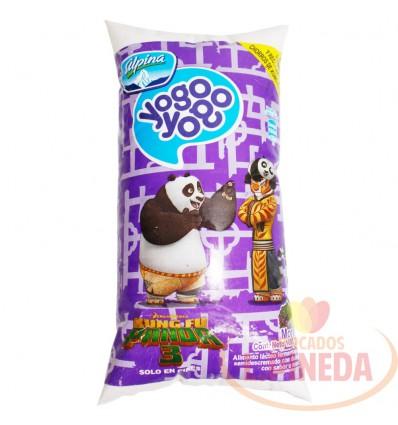 Yogurt Yogo Yogo X 1000 G Mora Bolsa