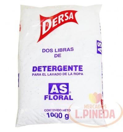 Detergente Dersa Floral X 1000 G