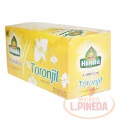 Aromaticas Hindú X 18 G Toronjil