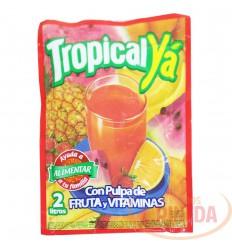 Refresco Tropicalyá X 2 Litros X 30 G