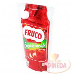 Salsa De Tomate X 400 G Fruco