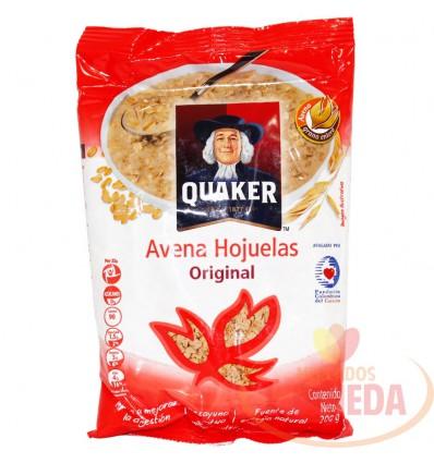 Avena Hojuelas Quaker X 200 G