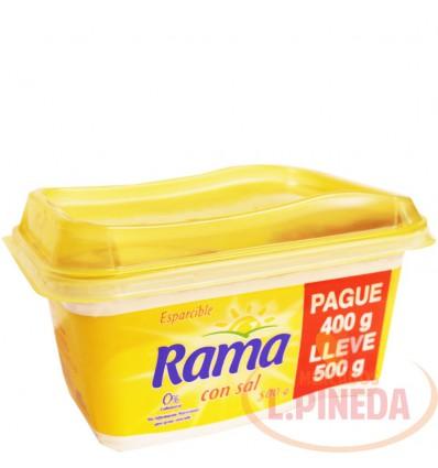 Margarina Rama X 500 G Con Sal