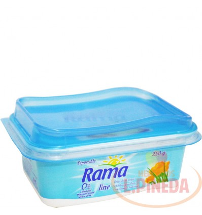 Margarina Rama X 250 G Line