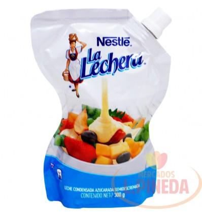 Leche Condensada La Lechera 300 G Doy Packx 16