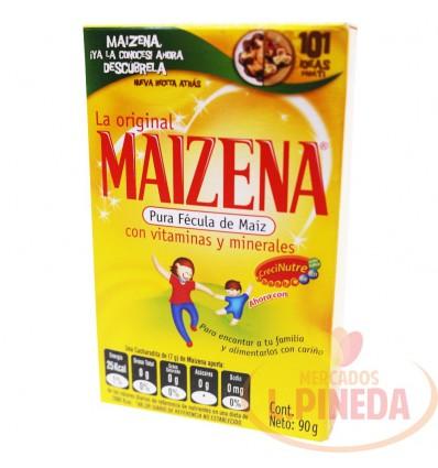 Fecula De Maiz Maizena X 90 G