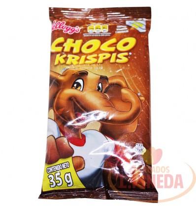 Cereales Kellogg's Choco Krispis X 35 G