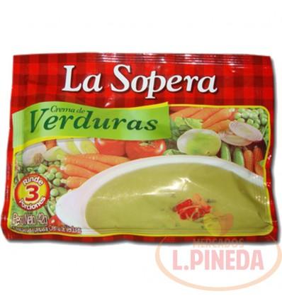 Crema La Sopera X 45 G Verduras